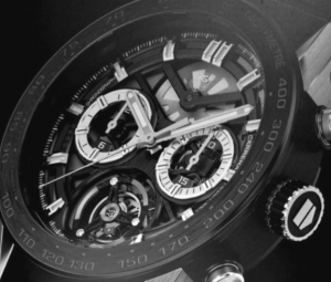 TAG Heuer Carrera Chronograph Tourbillon Replica Watches